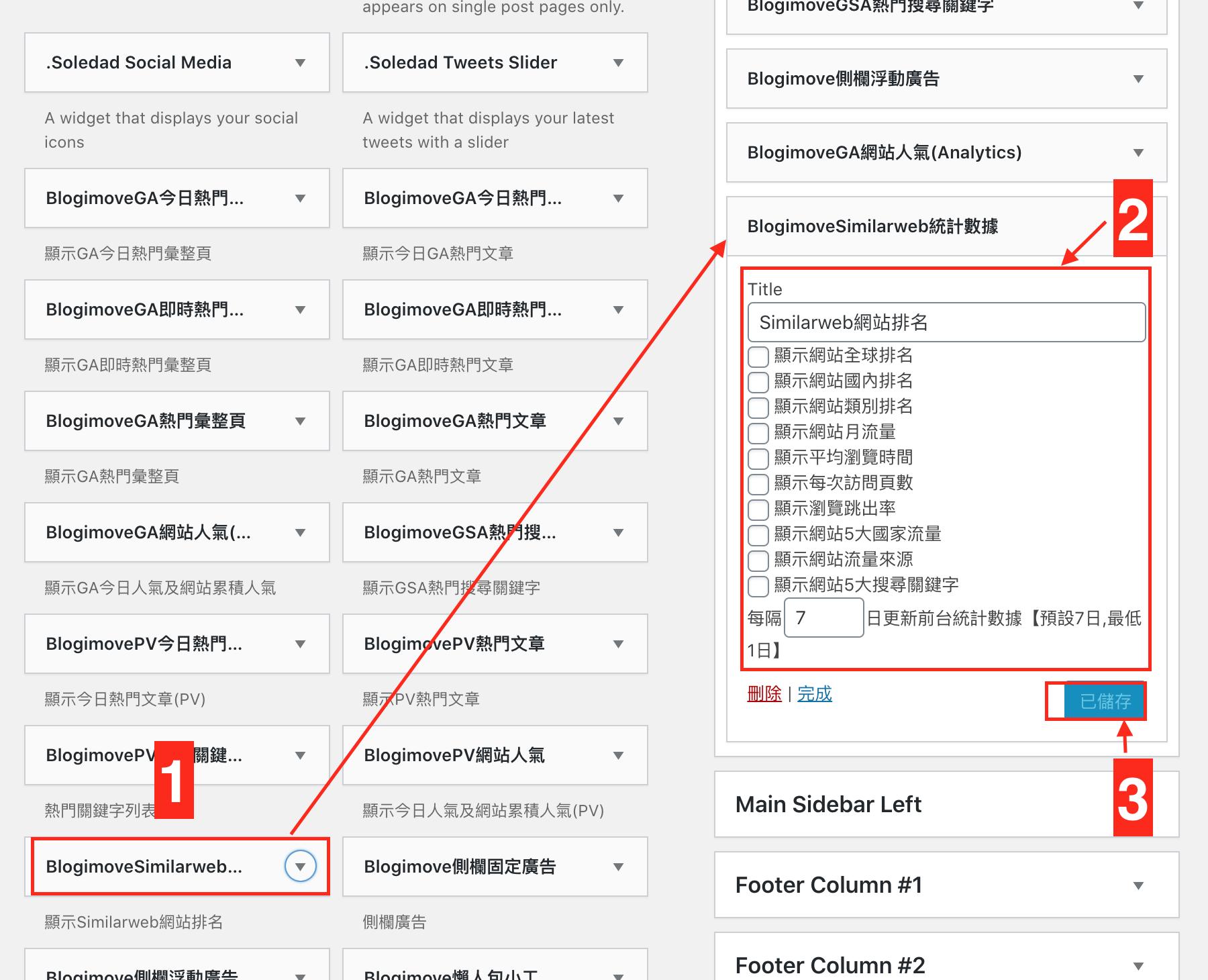 Blogimove外掛|整合Similarweb網站統計資料,輕鬆掌握網站目前排名 @Blog-i-Move
